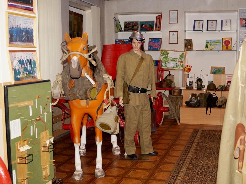Музей Лошадь 1