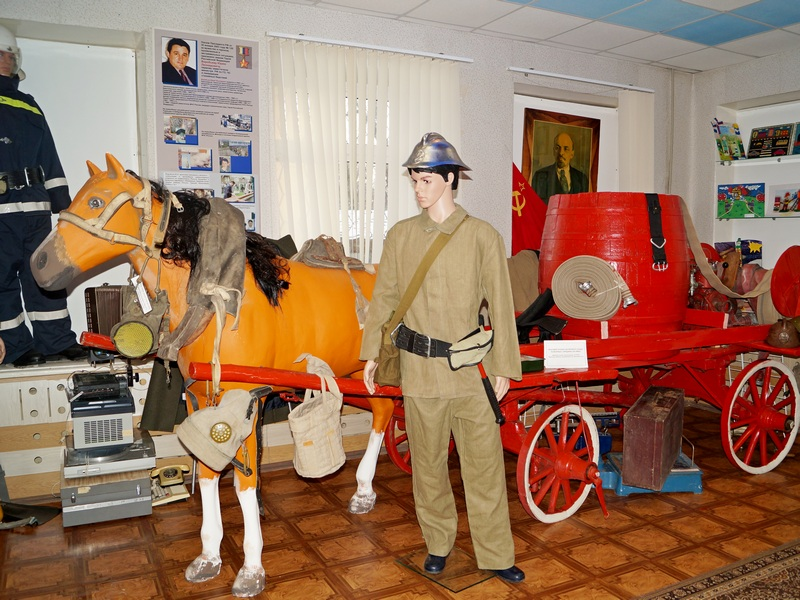 Музей Лошадь 2