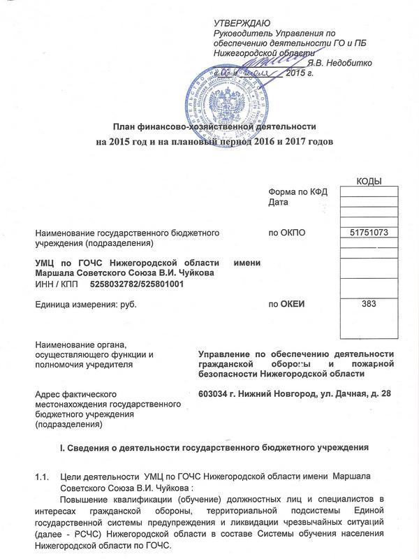 ПФХД 2016-2017 тит лист