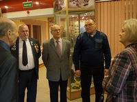 Посещения Музея Чуйкова-9
