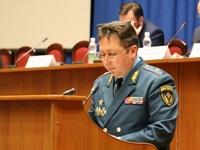 Начальник ГУ МЧС России по Нижегородской области